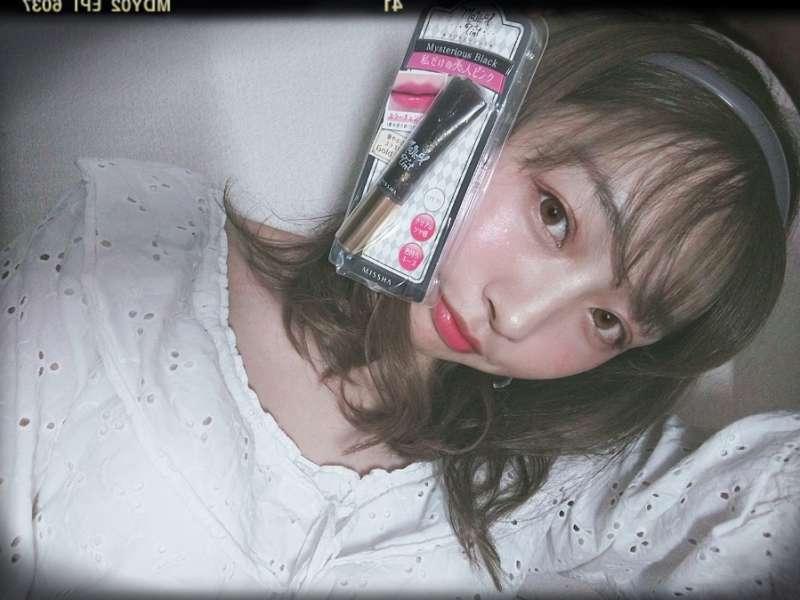 韓国コスメ発色保湿にこだわったコスパ重視のラメ入りミシャマジカルティントでうるツヤ唇