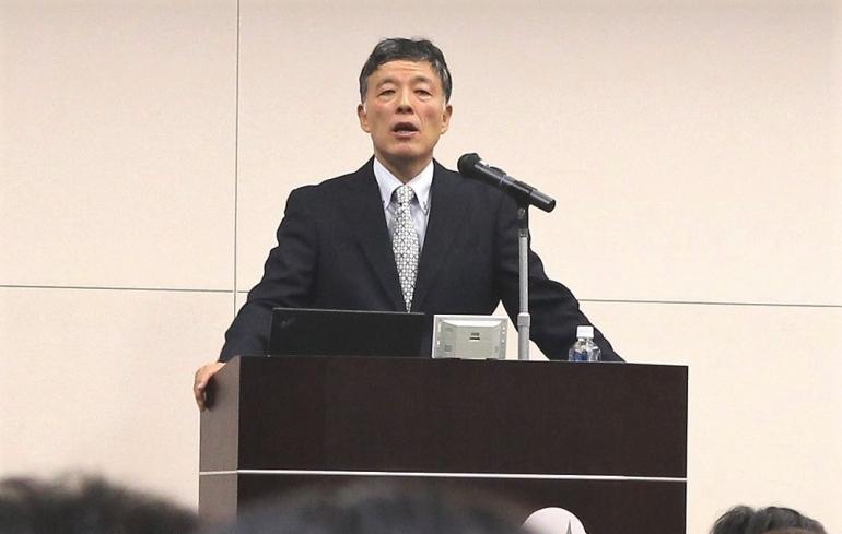 米井嘉一先生