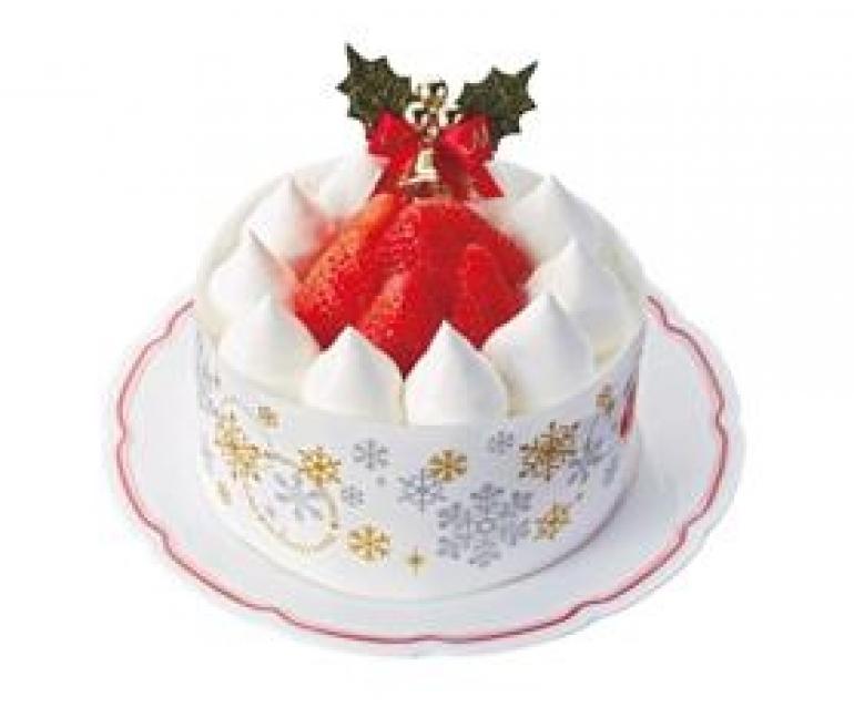 苺ケーキ4号