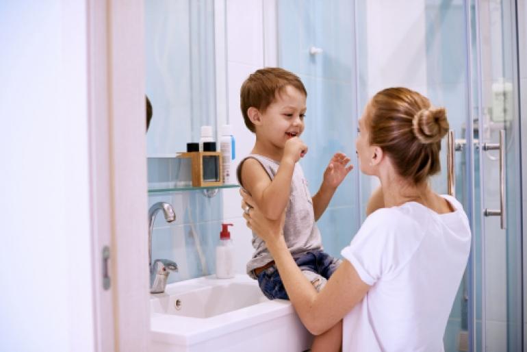 子どもの歯磨き粉